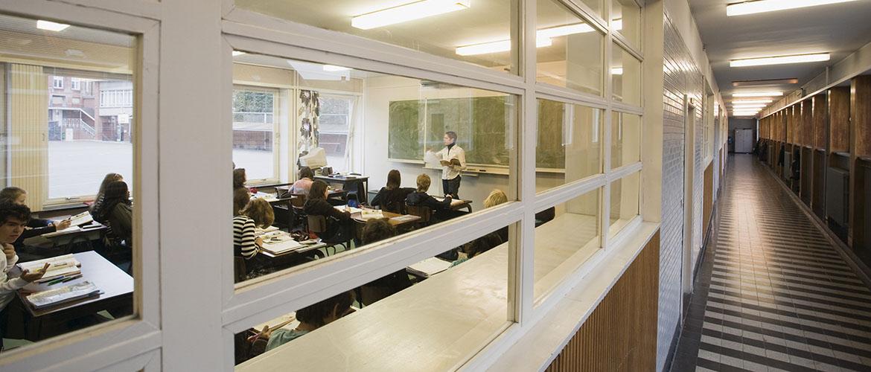 Lokaal Sint-Catharinacollege