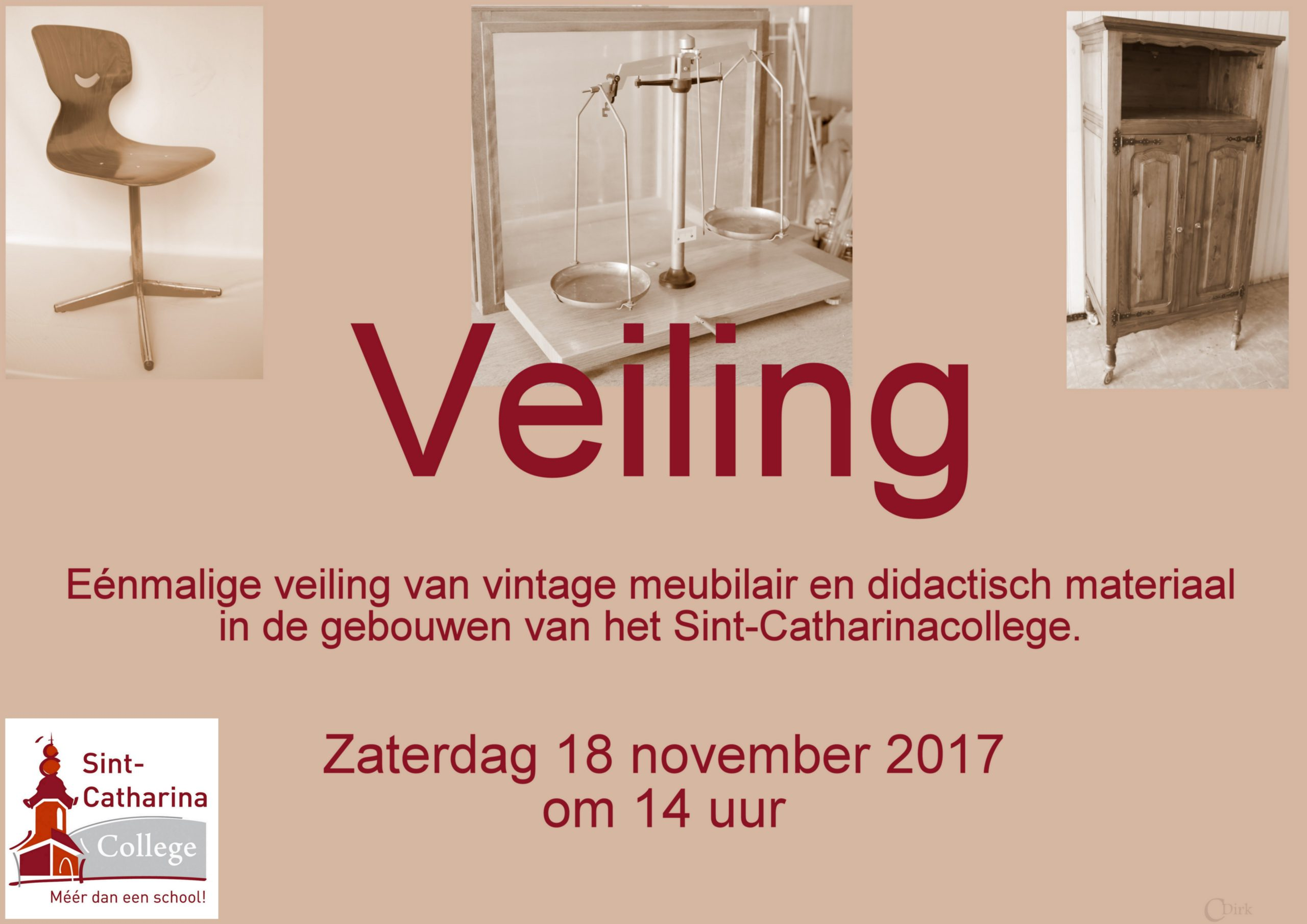 Veiling Sint-Catharinacollege