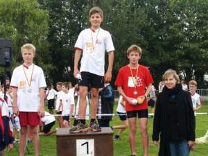 Sport op woensdag: veldloop