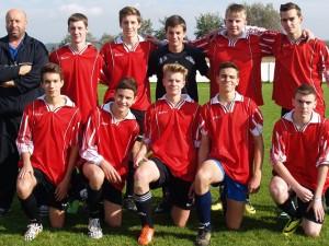 Scholieren winnen Geraardsbergs Interscholentornooi voetbal