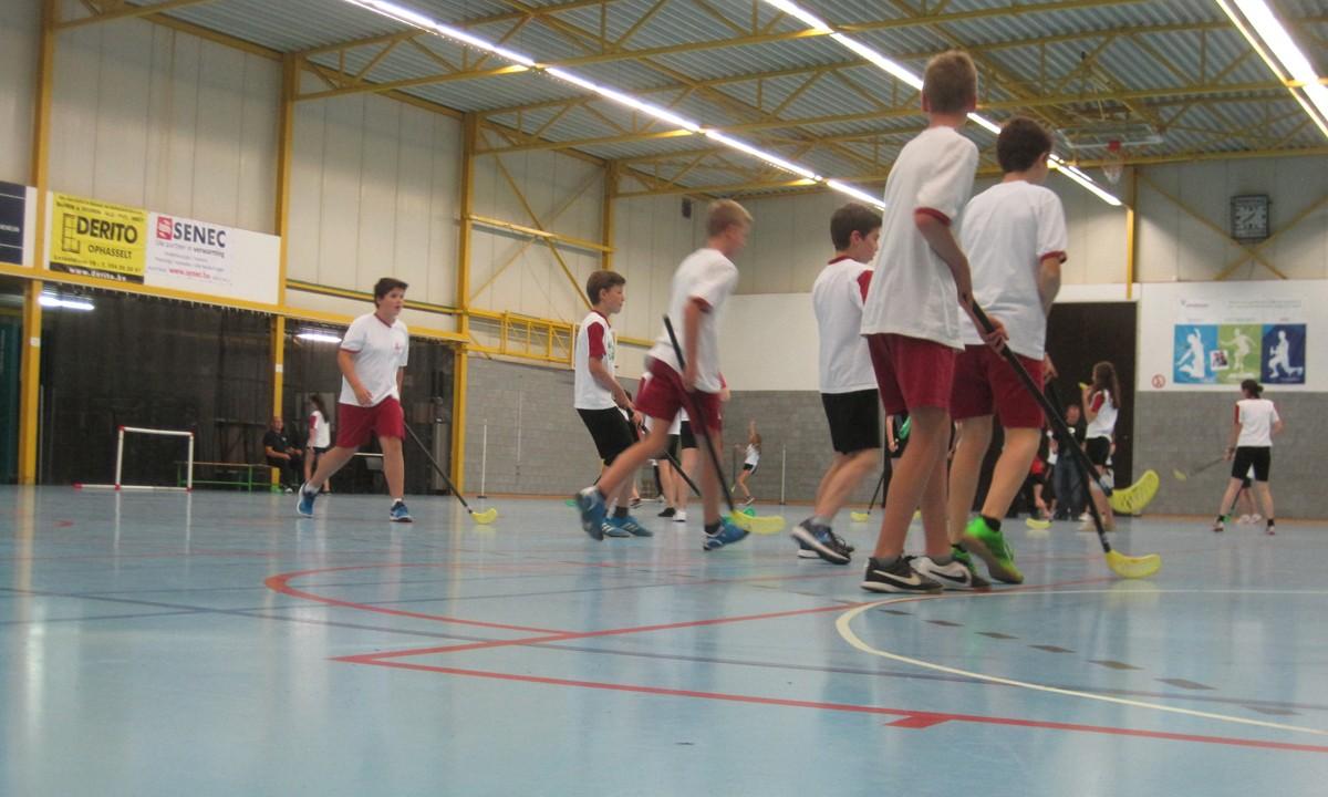 Unihockey Sint-Catharinacollege