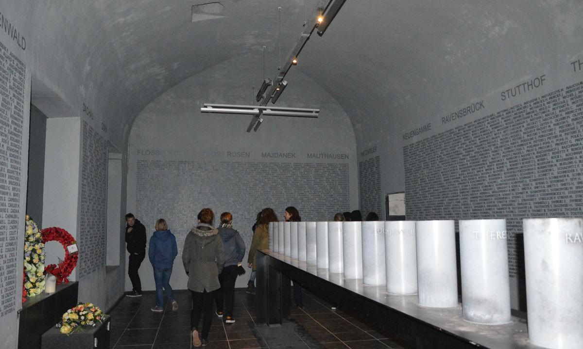 Excursie Breendonck Mechelen Sint-Catharinacollege