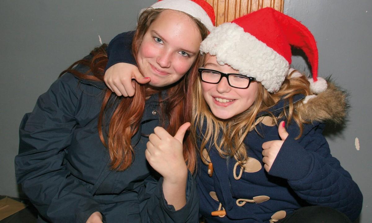 Kerstmarkt Sint-Catharinacollege
