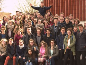 6 ASO: Excursie naar Brugge