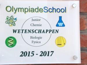 Sint-Catharinacollege wordt Olympiadeschool voor Natuurwetenschappen