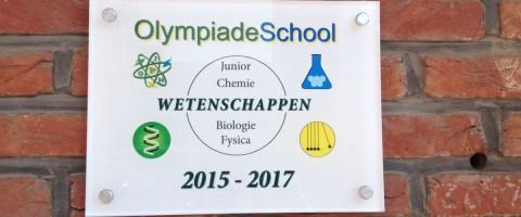 Olympiade Natuurwetenschappen Sint-Catharinacollege