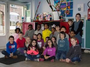 Gedichtendag met De Zeppelin en Sint-Catharinacollege