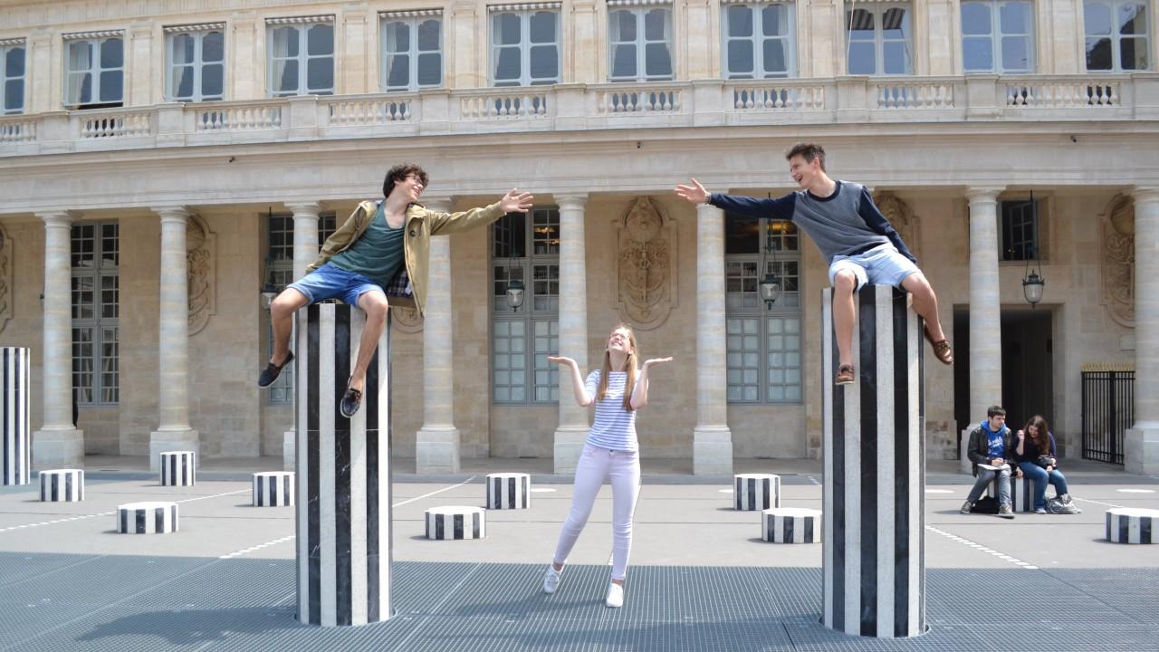 Parijs Sint-Catharinacollege