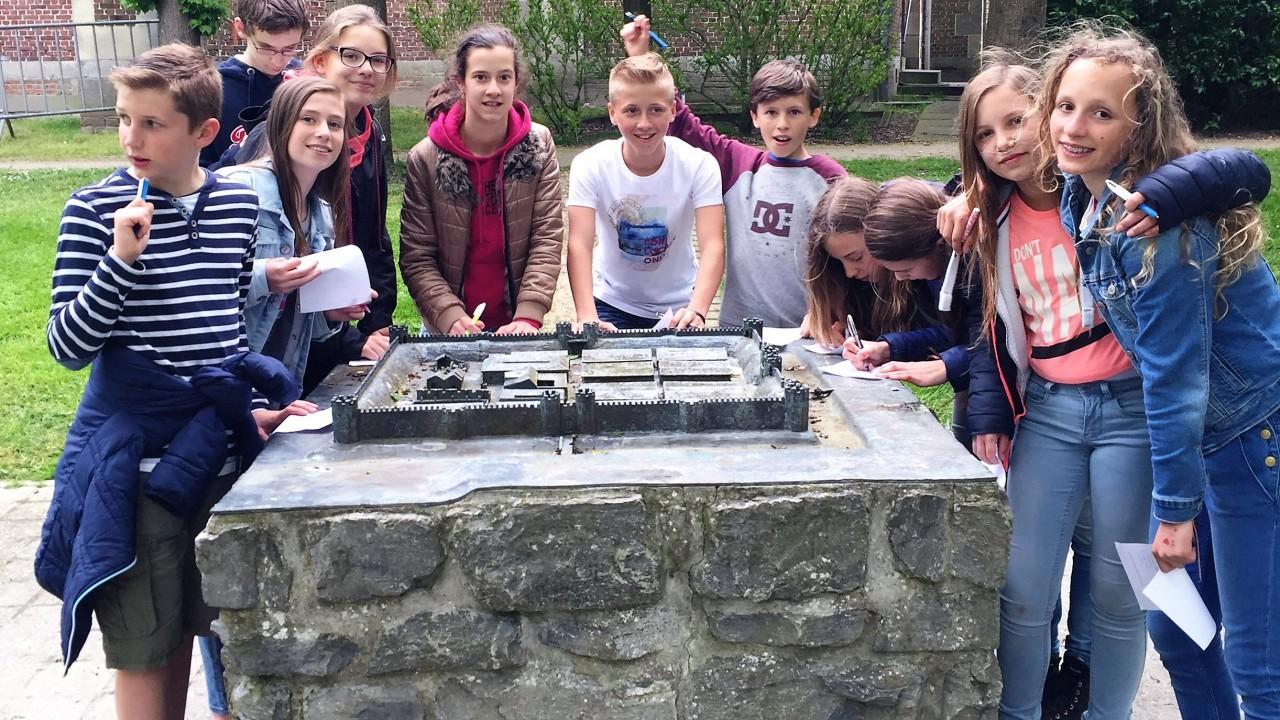 Romeins dagje Sint-Catharinacollege