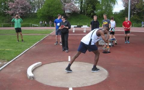 Atletiek Sint-Catharinacollege