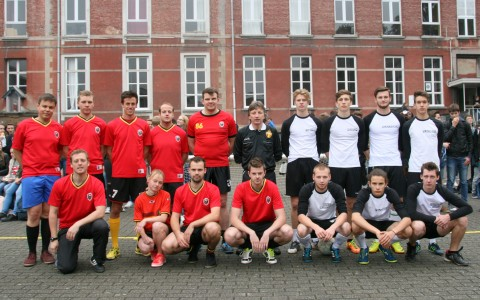 Voetbal Sint-Catharinacollege