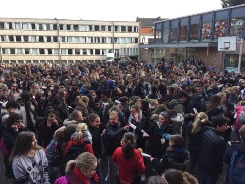 Damiaanactie Sint-Catharinacollege
