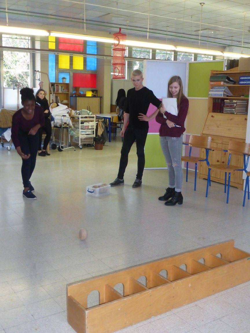 Verzorging Sint-Catharinacollege