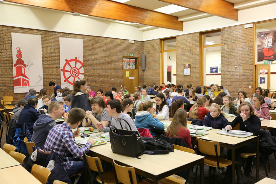 Broederlijk Delen Sint-Catharinacollege
