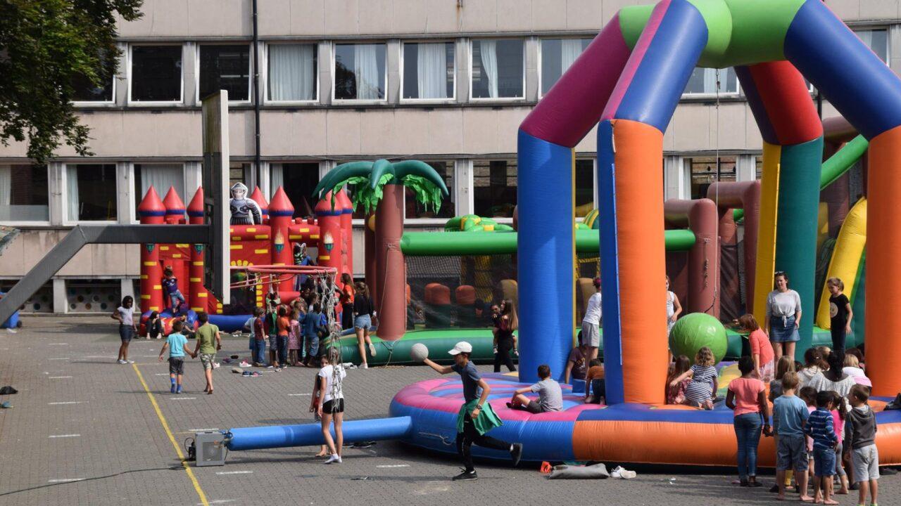 Speelplein Guustje Sint-Catharinacollege