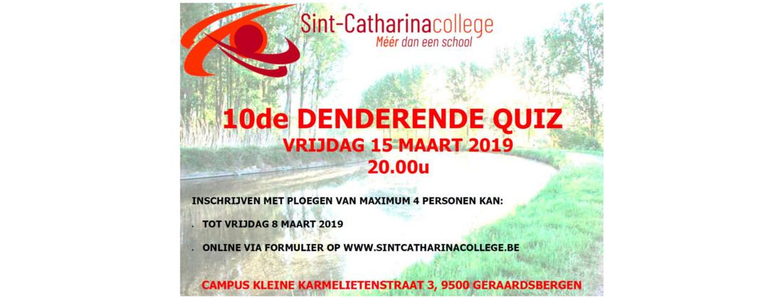 DenderendeQuiz Sint-Catharinacollege