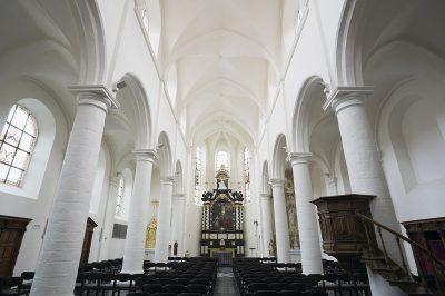 Kerk Sint-Catharinacollege